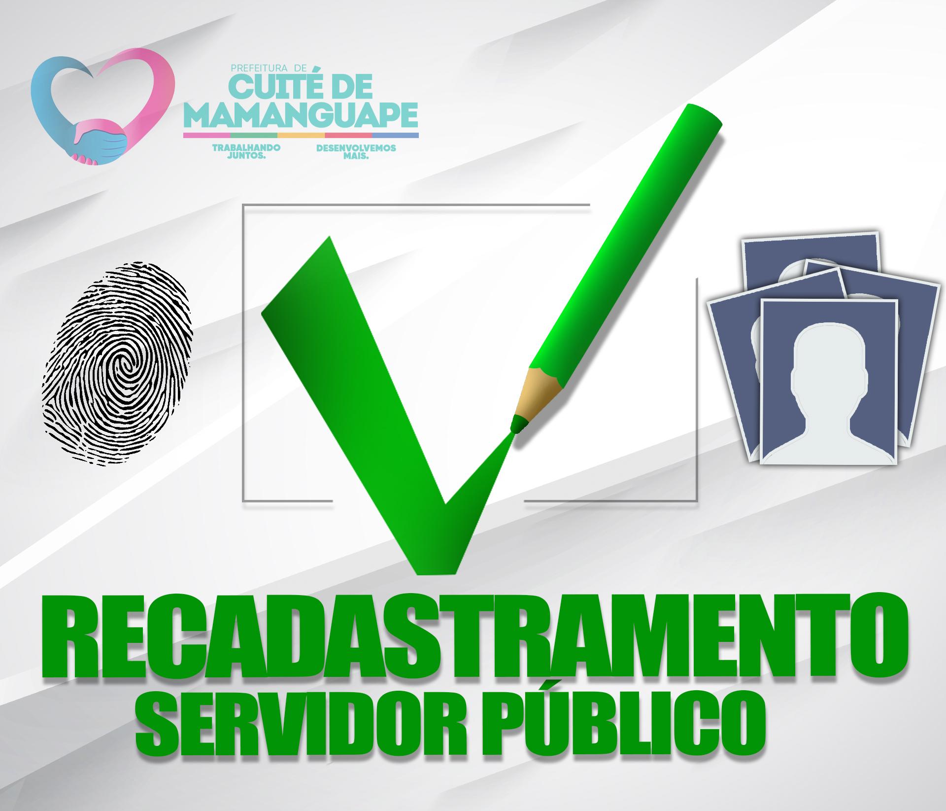 CENSO DOS SERVIDORES MUNICIPAIS 2021
