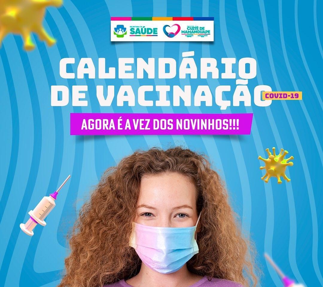 VACINAÇÃO CONTRA A COVID-19.
